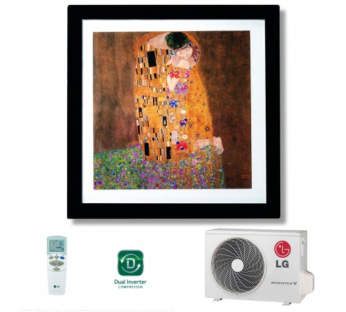 Кондиционер LG A09FR.NSF/A09FR.UL2 (ART COOL Gallery) для 30м2