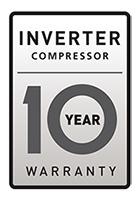 Кондиционеры LG - гарантия на компрессор 10 лет